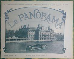 Le Panorama Exposition Universelle (Paris 1900) N°24 - Les Beaux-arts à L'exposition Les Artistes étrangers Et Musée... - Art