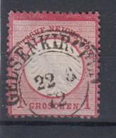 Rech Michel Kat.Nr. Gest 4 Preussen Stempel Gelsenkirchen - Duitsland