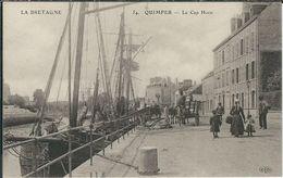 Finistère : Quimper, Le Cap Horn - Quimper