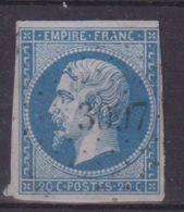 """FRANCE : PC 3097 . """" ST - GERMAIN - LES - BELLES """" . (81) . N° 14 . B . - Marcophilie (Timbres Détachés)"""