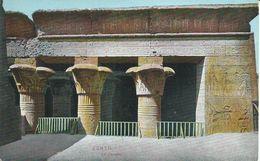 1796. Esneh - The Temple - Ägypten