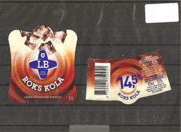 """Coctail  """"Rokc Kola"""" Labels - Labels"""