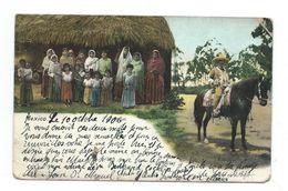 MEXIQUE... MEXICO. Oficiat De Rurales... 2 Scans - Mexique