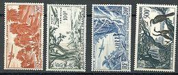 AEF ** PA 50 à 53 - Paysages Et Faune - A.E.F. (1936-1958)
