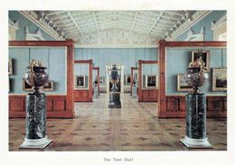 1 AK Russia Russland * St. Petersburg - Ermitage - The Tent Hall In The New Hermitage - Erbaut 1851 - Russie