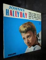 """Johnny HALLYDAY """"Serre La Main D'un Fou"""" """"Laissez-nous Twistez"""" Disque Vinyle Vinyl 45 T Trs Tours PHILIPS 432780 TBE ! - Rock"""