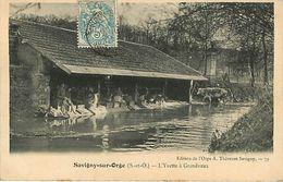 91: Savigny Sur Orge - Lavoir - France