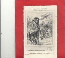 L'ESTAMPE AU XIXe SIECLE . LES PROPOS DE THOMAS VIRELOQUE -FRERES , POSSIBLE ! MAIS , POUR COUSINS , PAS COUSINS ! - Geschiedenis