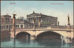 National-Galerie, Mitte, Berlin, 1907 - Hermann Striemann AK - Mitte