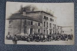 1914 1918  Aspelare Zivilarbeiter Echte Foto Compagnie Zeldzaam Postkaartformaat Cpa Pk Nr2 - 1914-18