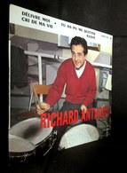 """Richard ANTHONY """"Délivre-moi"""" """"Cri De Ma Vie"""" Disque Vinyle Vinyl 45 T Trs Tours COLUMBIA ESFR 1351 TBE ! - Rock"""