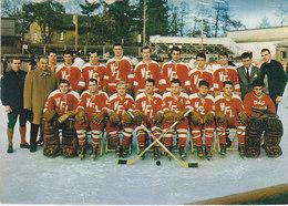 Hockey Club VFL Bad Nauheim Germany 1968 - Sports D'hiver