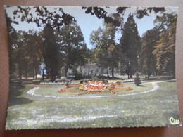 67 - RARE - HAGUENAU - LE JARDIN PUBLIC - PHOTO VERITABLE COLOREE - R13809 - Haguenau