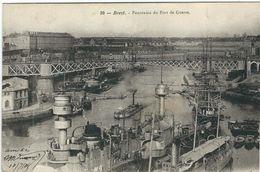 Finistère : Brest : Panorama Du Port De Guerre - Brest