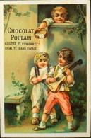 CHROMO - CHOCOLAT POULAIN - Sans Légende - TBE - Poulain