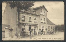 +++ CPA - ASCH - AS - Hôtel Du Chemin De Fer - Café - Nels    // - As