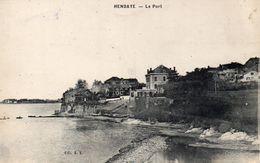 CPA HENDAYE - LE PORT - Hendaye