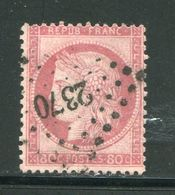 Y&T N°57, PC Des GC 2370 - 1849-1876: Periodo Classico