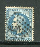 Y&T N°29B, PC Des GC 1076 - 1849-1876: Periodo Classico