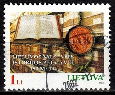 Litauen SG Nr. 784  Gestempelt (3657) - Lithuania
