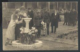 +++ CPA - WESTMALLE - Sanatorium Lizzie Marsily - Inauguration Par La Reine Elisabeth Mai 1920 - Nels    // - Malle