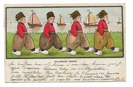 Ethel Parkinson - Types Hollandaise. - Parkinson, Ethel