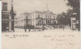 SPA  Hotel Des Bains - Spa