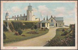 Lizard Lights, Cornwall, 1905 - Peacock Postcard - England