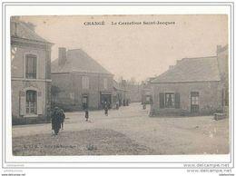 49 CHANGE LE CARREFOUR SAINT JACQUES - France