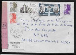 France - Lettre - Liberté De Gandon - France