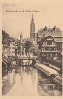 Dép. 67 - Strasbourg -La Petite-France.  Ed. Félix Luib, Strasbourg - Strasbourg