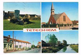 TETEGHEM  59  Multivues Avec 4 Photos - France