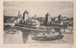 Dép. 67 - Strasbourg. - Ponts Couverts. Animation Barques. Ed.Félix Luib, Strasbourg - Strasbourg