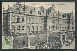 +++ CPA - WILLEBROEK - WILLEBROECK - La Crèche - Usines De Naeyer & Cie - Carte Animée   // - Willebroek