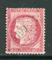 Y&T N°57, PC Des GC 4199 - 1849-1876: Klassik