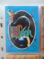 Cartes Film Hook(w.Robin Williams) Set Incomplet  97/99 Cartes Plus Les Stickers Puzzle - Cinema & TV