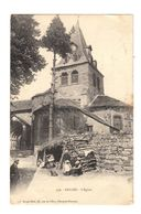 Gelles. L'Eglise. (2532) - France