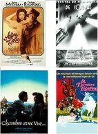 CINEMA /  Lot De 45 Cartes Postales Modernes Neuves - Cartes Postales