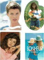 FEMMES /  Lot De 45 Cartes Postales Modernes Neuves - Cartes Postales