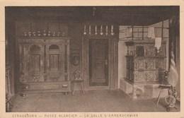 Dép. 67 - Strasbourg. - Musée Alsacien - La Salle D'Ammerschwir. Braun Et Cie, Dornach N° 1401 - Strasbourg