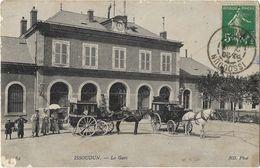 Issoudun - La Gare - Issoudun