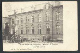 +++ CPA - HAMMONT - Pensionnat Des Religieuses Ursulines - Cour St Michel  // - Hamont-Achel