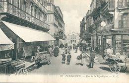 24  PERIGUEUX  -    RUE DE LA REPUBLIQUE - Périgueux