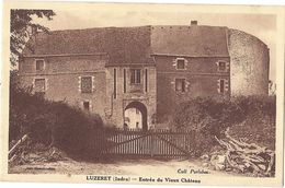 CPA - Luzeret - Entrée Du Vieux Château - Autres Communes
