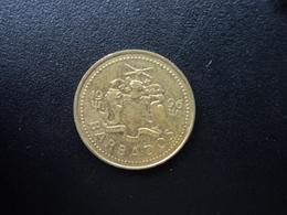 BARBADES : 5 CENTS  1996  KM 11 * SUP - Barbados