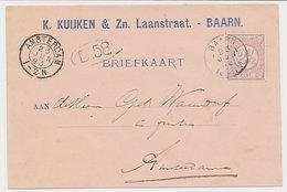 Firma Briefkaart Baarn 1893 - Non Classificati