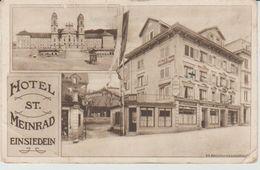EINSIEDELN     Hotel St MEINRAD - SZ Schwyz