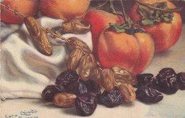 Carlo Chiostri Dry Fruits 1931 - Chiostri, Carlo