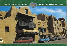 Santa Fe, New Mexico - Hotel La Fonda - Santa Fe