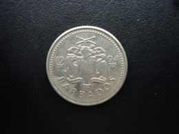 BARBADES : 25 CENTS  1994  KM 13 *   SUP - Barbades